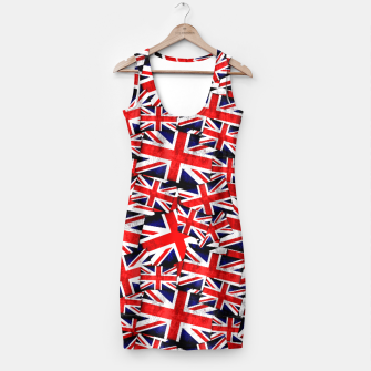 Thumbnail image of Union Jack British England UK Flag  Simple Dress, Live Heroes