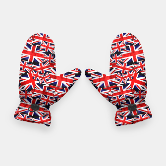 Thumbnail image of Union Jack British England UK Flag  Gloves, Live Heroes