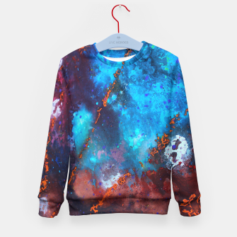 Thumbnail image of kOSMOTANY detal Kid's Sweater, Live Heroes