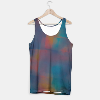 Thumbnail image of blue Tank Top, Live Heroes
