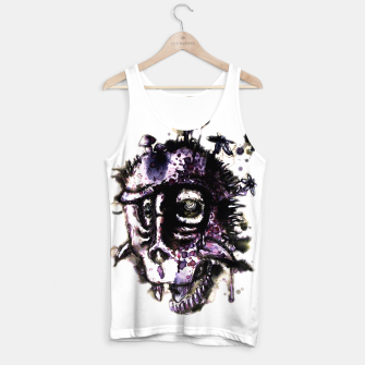 Thumbnail image of Teahead Tank Top, Live Heroes