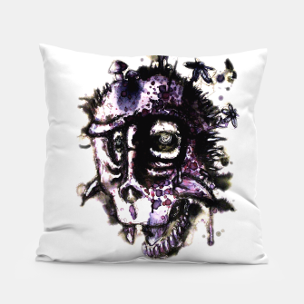 Thumbnail image of Teahead Pillow, Live Heroes