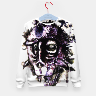 Thumbnail image of Teahead Kid's Sweater, Live Heroes