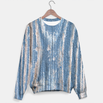 Thumbnail image of Weathered Wood Sweater, Live Heroes