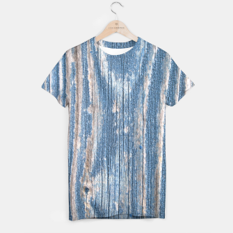Thumbnail image of Weathered Wood T-shirt, Live Heroes