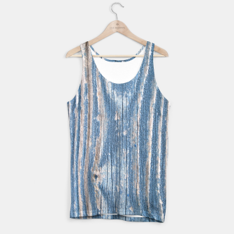 Thumbnail image of Weathered Wood Tank Top, Live Heroes