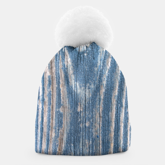 Thumbnail image of Weathered Wood Beanie, Live Heroes