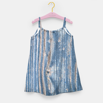 Thumbnail image of Weathered Wood Girl's Dress, Live Heroes