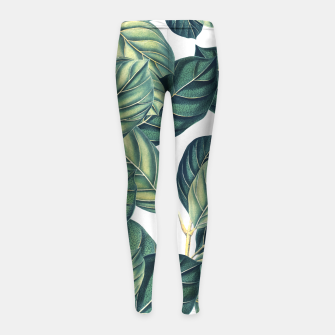 Botany Girl's Leggings thumbnail image