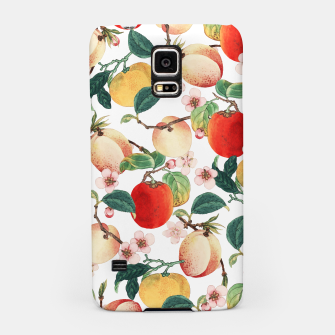 Thumbnail image of Fruity Summer Samsung Case, Live Heroes