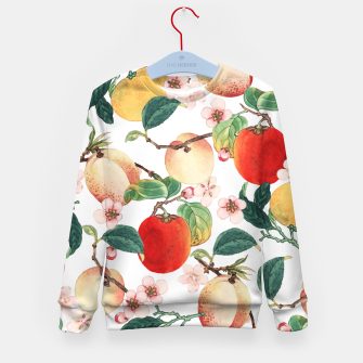 Thumbnail image of Fruity Summer Kid's Sweater, Live Heroes