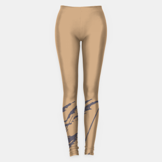 Thumbnail image of Beige Grassland Leggings, Live Heroes