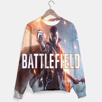 Thumbnail image of Battlefield 1 For Battlefield Fans Sweater, Live Heroes
