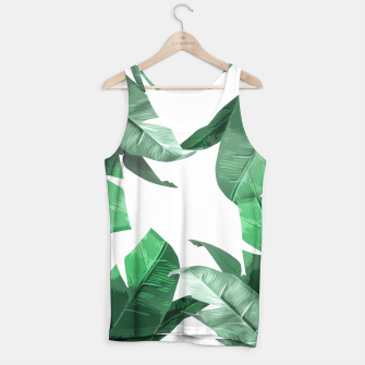 Thumbnail image of Banana Leaf Tank Top, Live Heroes
