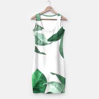 Thumbnail image of Banana Leaf Simple Dress, Live Heroes