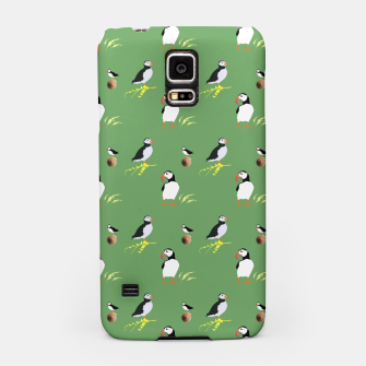 Thumbnail image of Puffins Samsung Case, Live Heroes