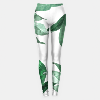 Thumbnail image of Banana Leaf Leggings, Live Heroes