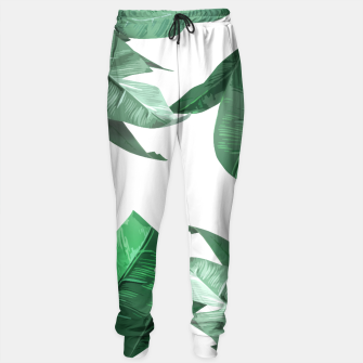 Thumbnail image of Banana Leaf Sweatpants, Live Heroes