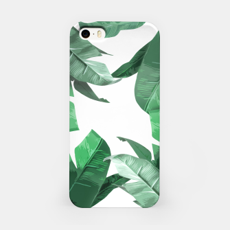 Banana Leaf iPhone Case thumbnail image
