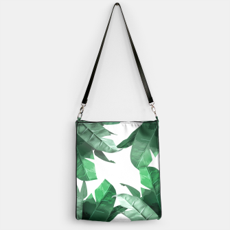 Thumbnail image of Banana Leaf Handbag, Live Heroes