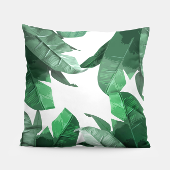 Banana Leaf Pillow thumbnail image