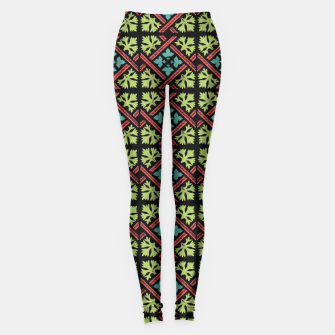 Thumbnail image of Tiles Leggings, Live Heroes