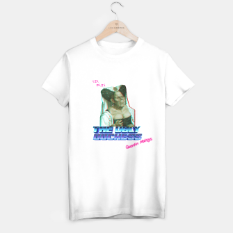 Thumbnail image of THE RETRO DUCHESS WHiTE T-shirt regular, Live Heroes