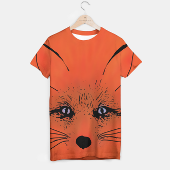 Thumbnail image of Red Fox T-shirt, Live Heroes