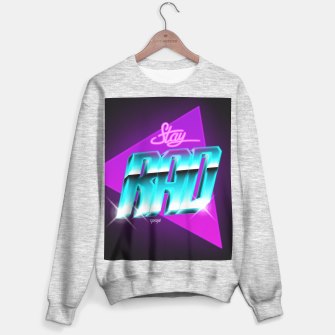 Thumbnail image of Stay Rad Sweater regular, Live Heroes