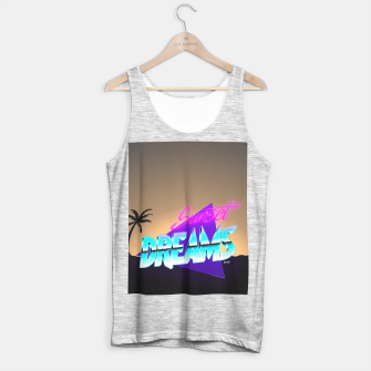 Thumbnail image of Sunset Dreams Tank Top regular, Live Heroes
