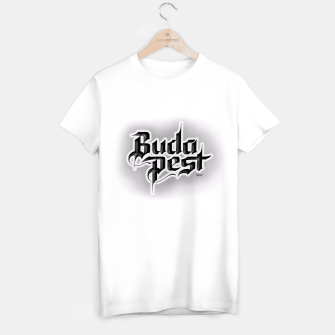 Thumbnail image of Budapest T-shirt regular, Live Heroes