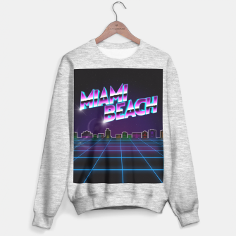Thumbnail image of Miami Beach Sweater regular, Live Heroes