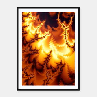 Thumbnail image of Hellfire Framed poster, Live Heroes
