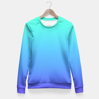 Thumbnail image of Hatsune Miku Gradient 02 Fitted Waist Sweater, Live Heroes