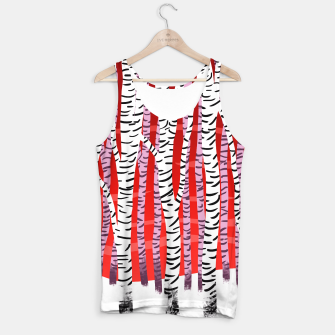 Thumbnail image of Zebra Trees 02 Tank Top, Live Heroes