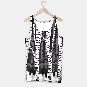 Thumbnail image of Zebra Trees 04 Tank Top, Live Heroes