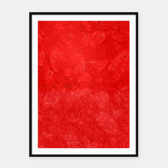 red Framed poster thumbnail image