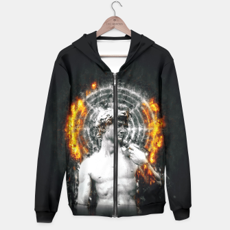 Thumbnail image of DVV1D (Circle of Fire)  Hoodie, Live Heroes