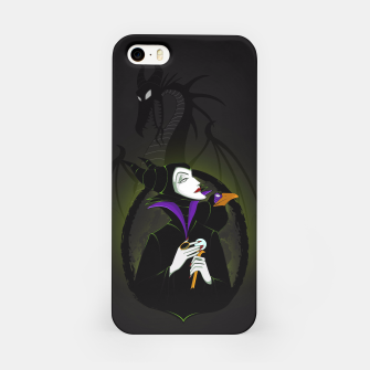 Thumbnail image of Maleficent Carcasa por Iphone, Live Heroes