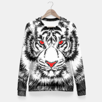Thumbnail image of Tiger Fitted Waist Sweater, Live Heroes