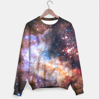 Thumbnail image of Stars galaxy sweater, Live Heroes