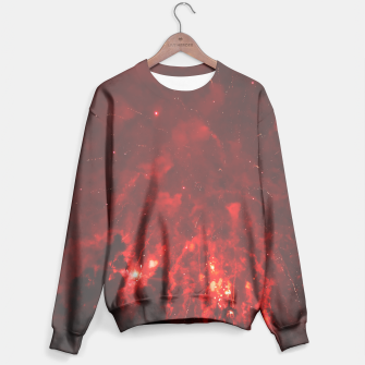 Miniatur red sparks sweater, Live Heroes