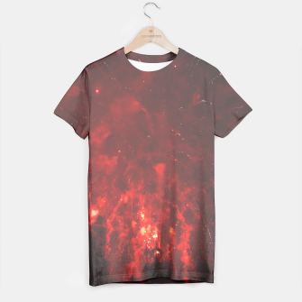 Miniatur red sparks tee, Live Heroes