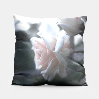 Miniatur pink rose pillow, Live Heroes