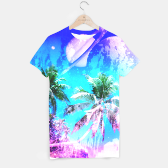 Thumbnail image of Paradise Planet T-shirt, Live Heroes