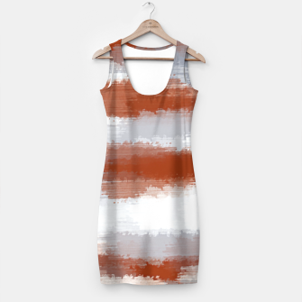 Thumbnail image of brown and grey painting abstract background Simple Dress, Live Heroes