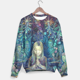 Thumbnail image of VISION Sweater, Live Heroes