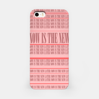 Thumbnail image of Now or Never iPhone Case, Live Heroes