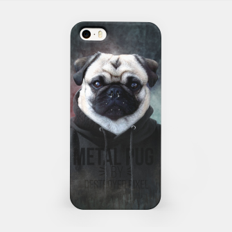 Metal Pug iPhone-Hülle thumbnail image