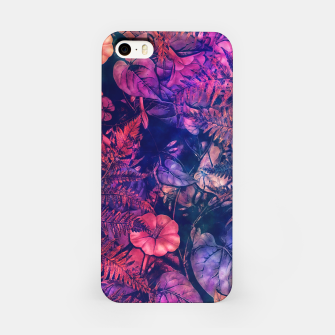 Thumbnail image of flowers purple Obudowa iPhone, Live Heroes